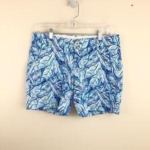 Lilly Pulitzer Jayne shorts Let's Mango